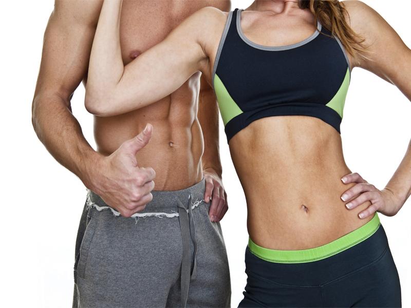 Можно ли наращивать мышцы и худеть одновременно?