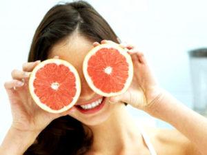 Грейпфрут может улучшить состояние десен